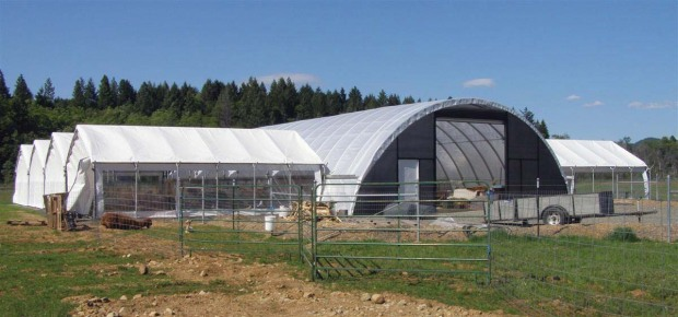 Livestock Housing by FarmTek