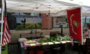 Southtown Farms' farm stand