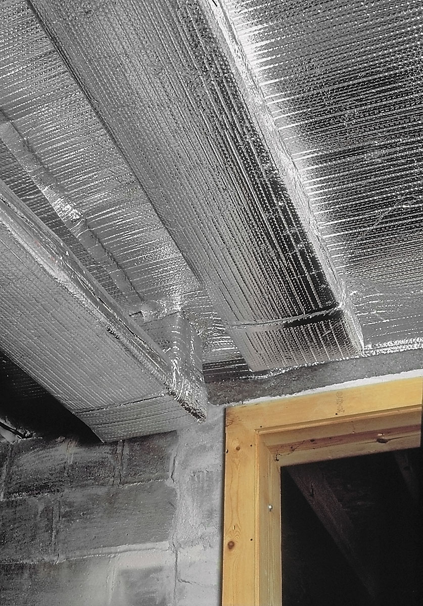 Keep The Heat Where Belongs Tekfoil Reflective Insulation Farmtek Blog