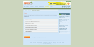 fodder FAQ
