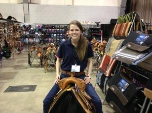 Abigail saddle