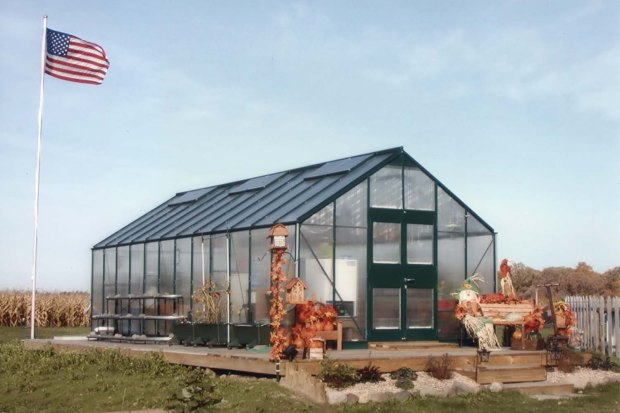 FarmTek Greenhouse