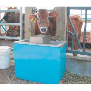 Heated Livestock Waterer