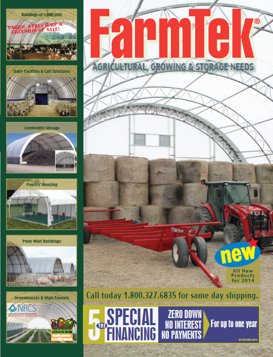 FarmTek cover