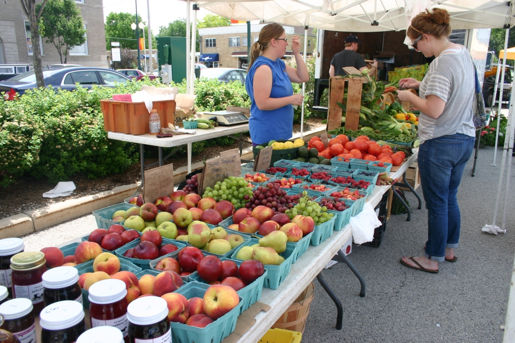 Succeed with at your farmers market