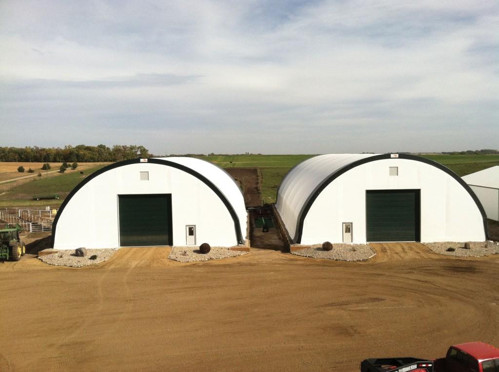 Clearspan hay storage buildings farmtek blog for Clear span garages