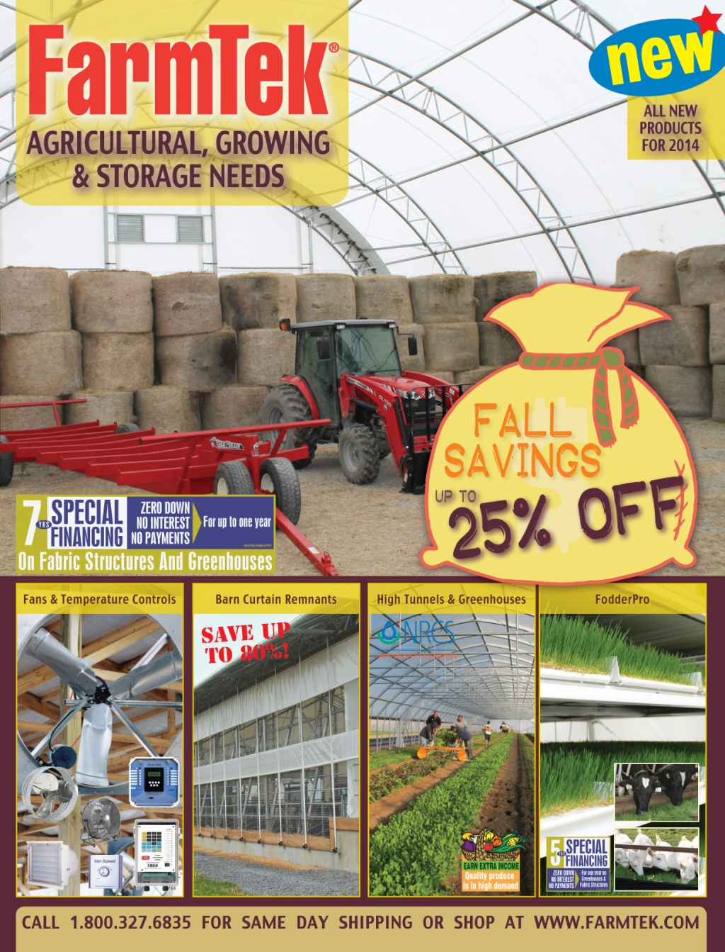 FarmTek Fall Catalog