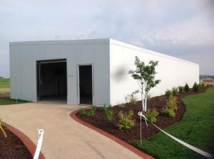 Dyersville, IA fodder building