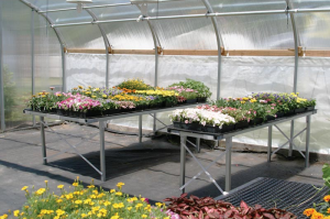 greenhouse bench kits