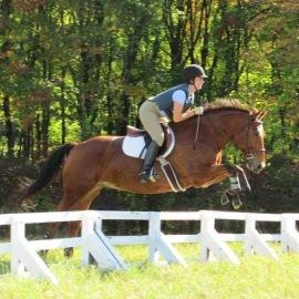 Kat riding